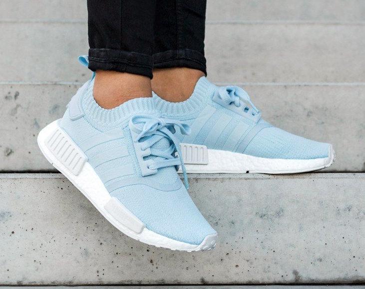 wholesale dealer 4545a f98c3 女adidas Originals NMD R1 Sneaker In Pale Blue – 折後GBP£103(約港幣 1,070)