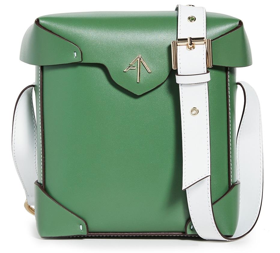 manu atelier mini pristine bag的圖片搜尋結果